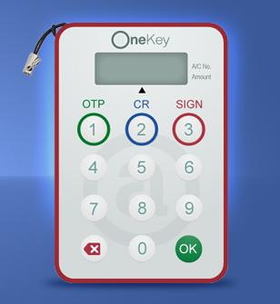 OneKey prototype